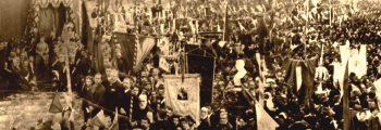 1888 – Abolição da escravatura no Brasil