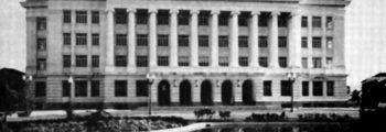 1949 – Inauguração do Fórum Ruy Barbosa