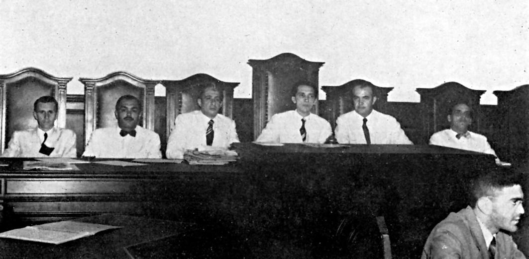 1954 – Realização do Primeiro Congresso Estadual do Ministério Público do Estado da Bahia